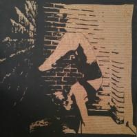 Scorpio (4' X 4' cardboard relief) $200