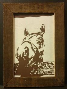 Gift Horse$100